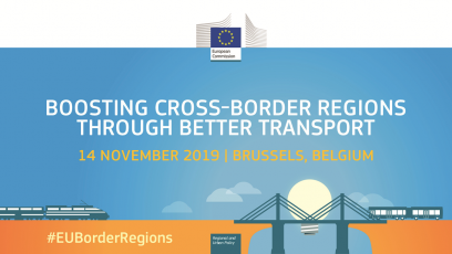 Konferenz: Boosting cross-border regions through better transport