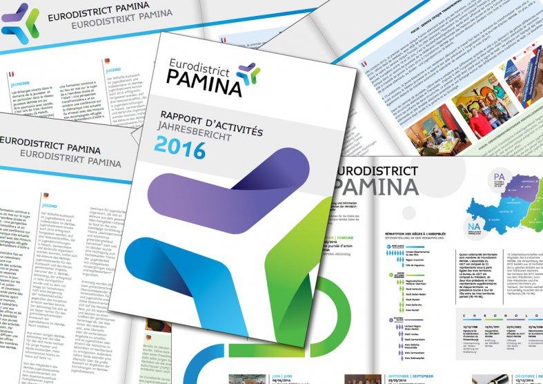 Illustration du rapport d'activités 2016 | Illustration des Jahresberichts 2016