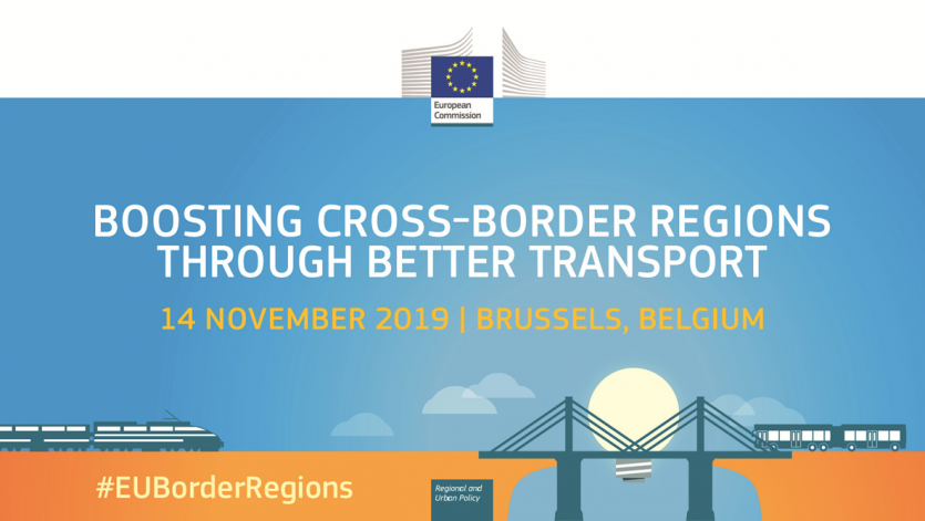 Conférence: Boosting cross-border regions through better transport