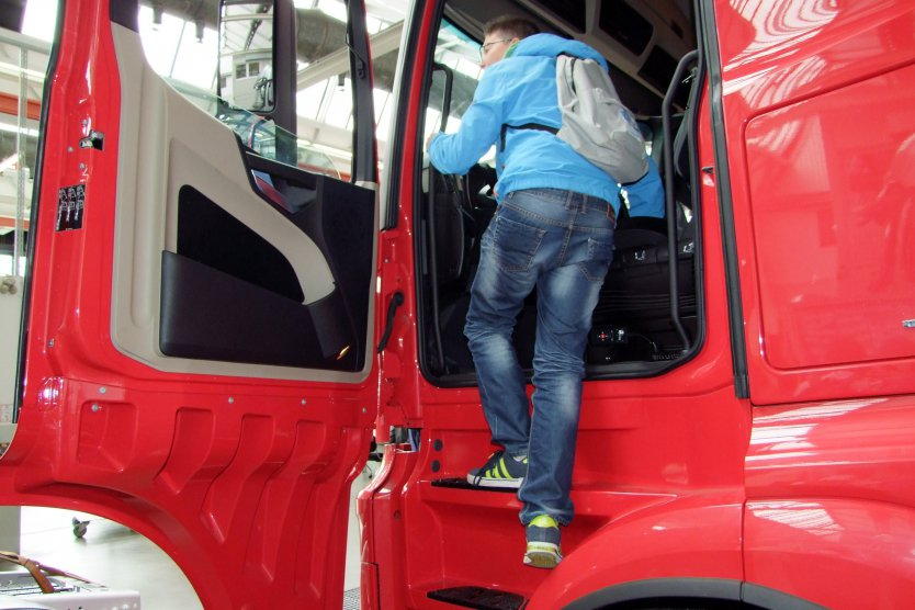 Jobdating Transport am 6. Dezember  2018 - mit Anmeldung | Fachkräfteallianz PAMINA