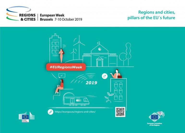 Semaine européenne des villes et des régions : Atelier sur le plurilinguisme dans les régions transfrontalières