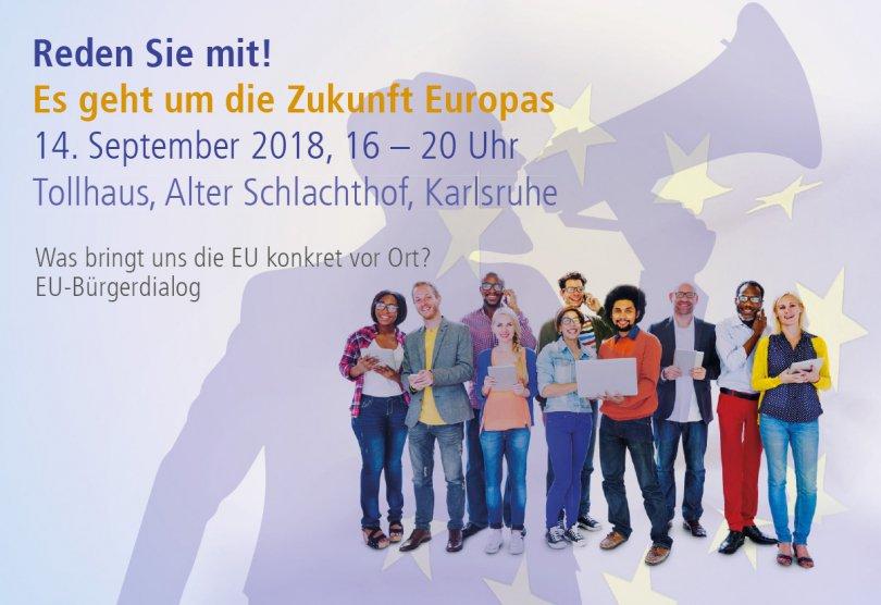 Dialogue citoyen de l'UE
