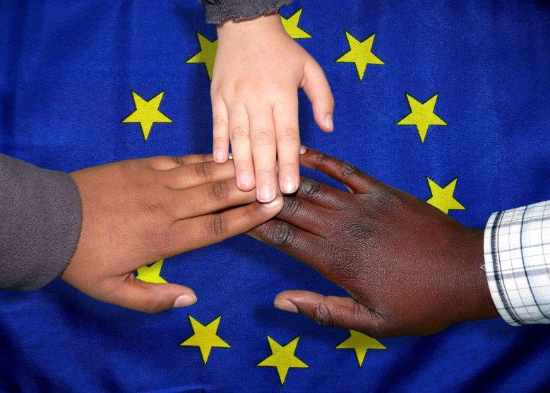 Europa-Aktionsstand beim VerfassungsFEST Karlsruhe