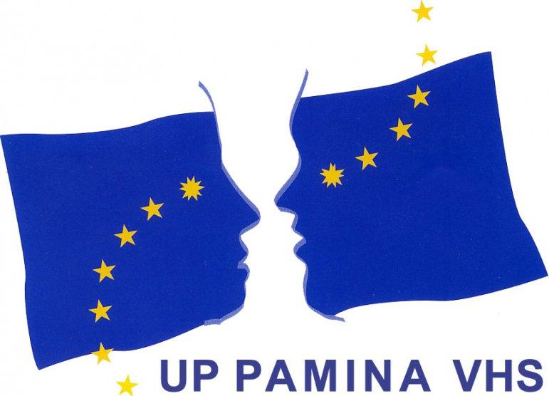 Logo UP PAMINA VHS