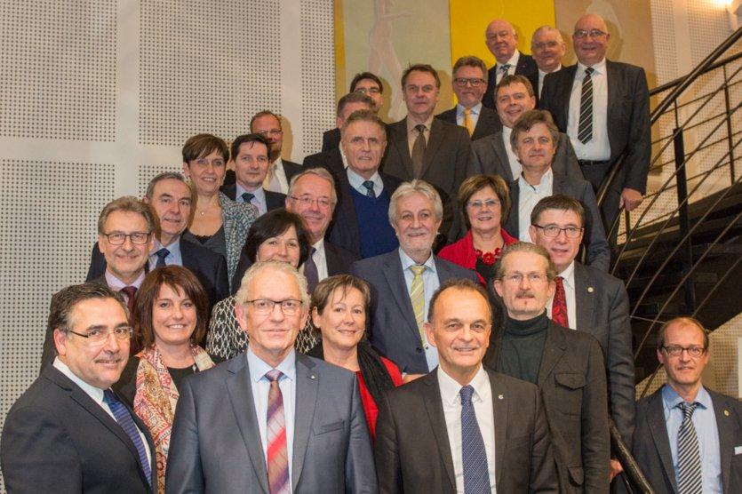 Versammlung des Eurodistrikt PAMINA