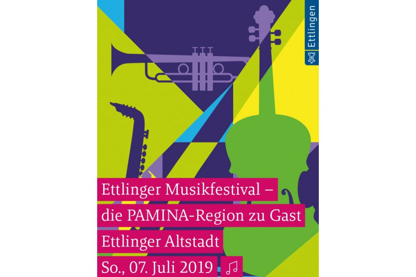 Ettlinger Musikfestival - die PAMINA Region zu Gast